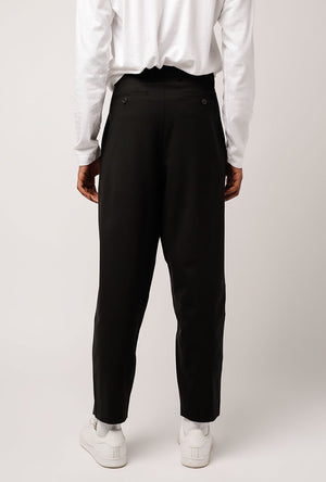 Pleated Billowed Trouser