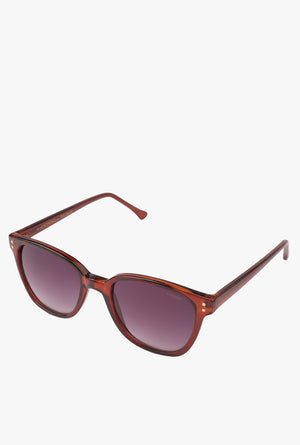 Renee Sunglasses - Cola