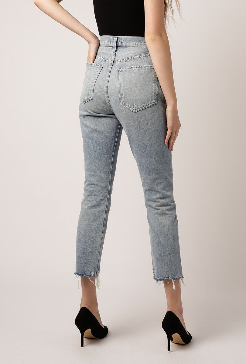 Riley Hi Rise Crop Jean