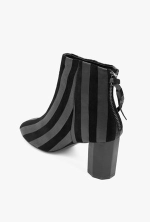 Sadie Calf Leather Booties