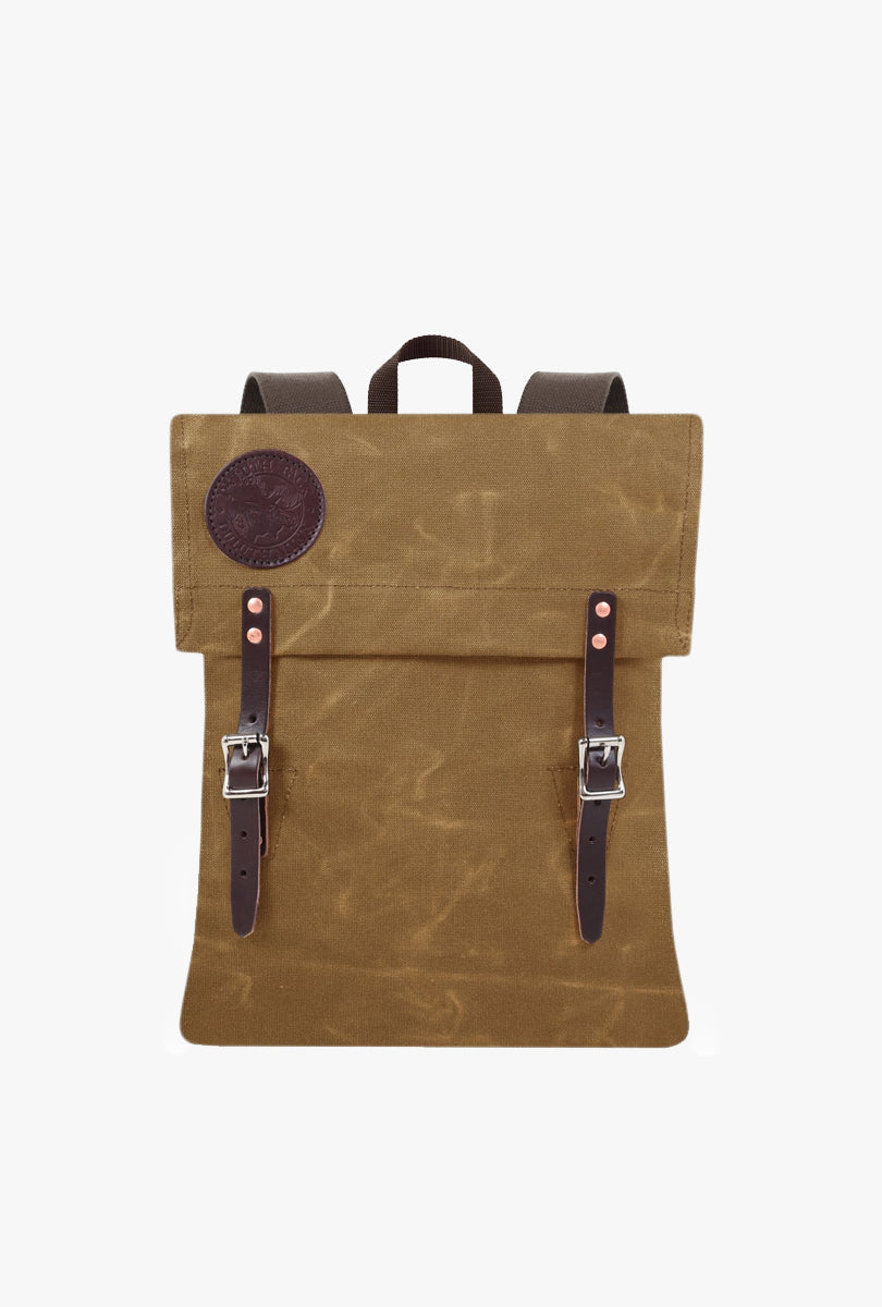 Scout Bag in Wax