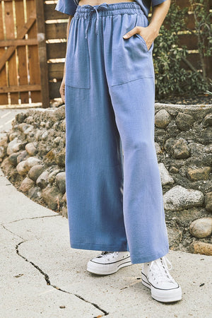 Tencel Seersucker Pants