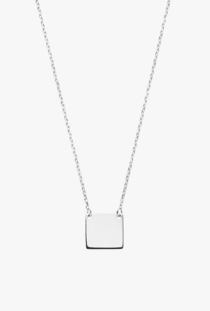 Serif Necklace