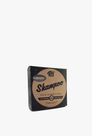 Shampoo Bar - Gunbarrel