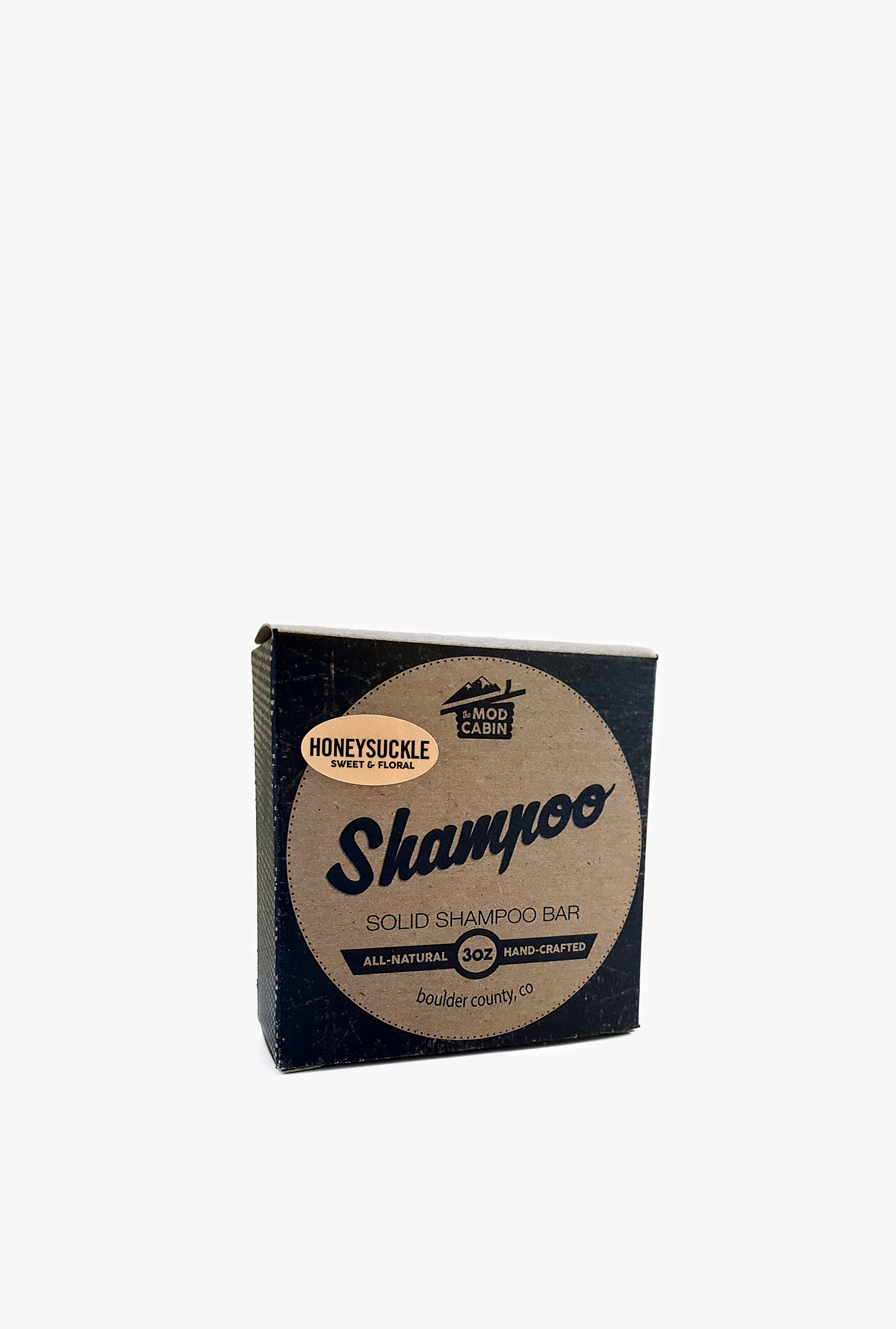 Shampoo Bar - Honeysuckle