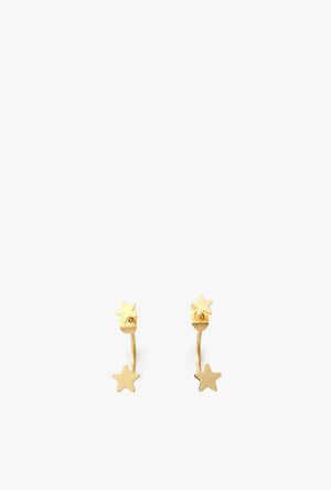 Single Star Ear Jackets