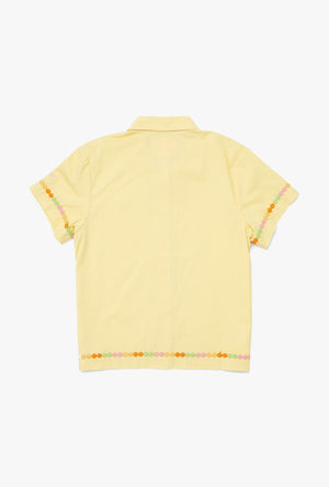 Short Sleeve Leisure Shirt