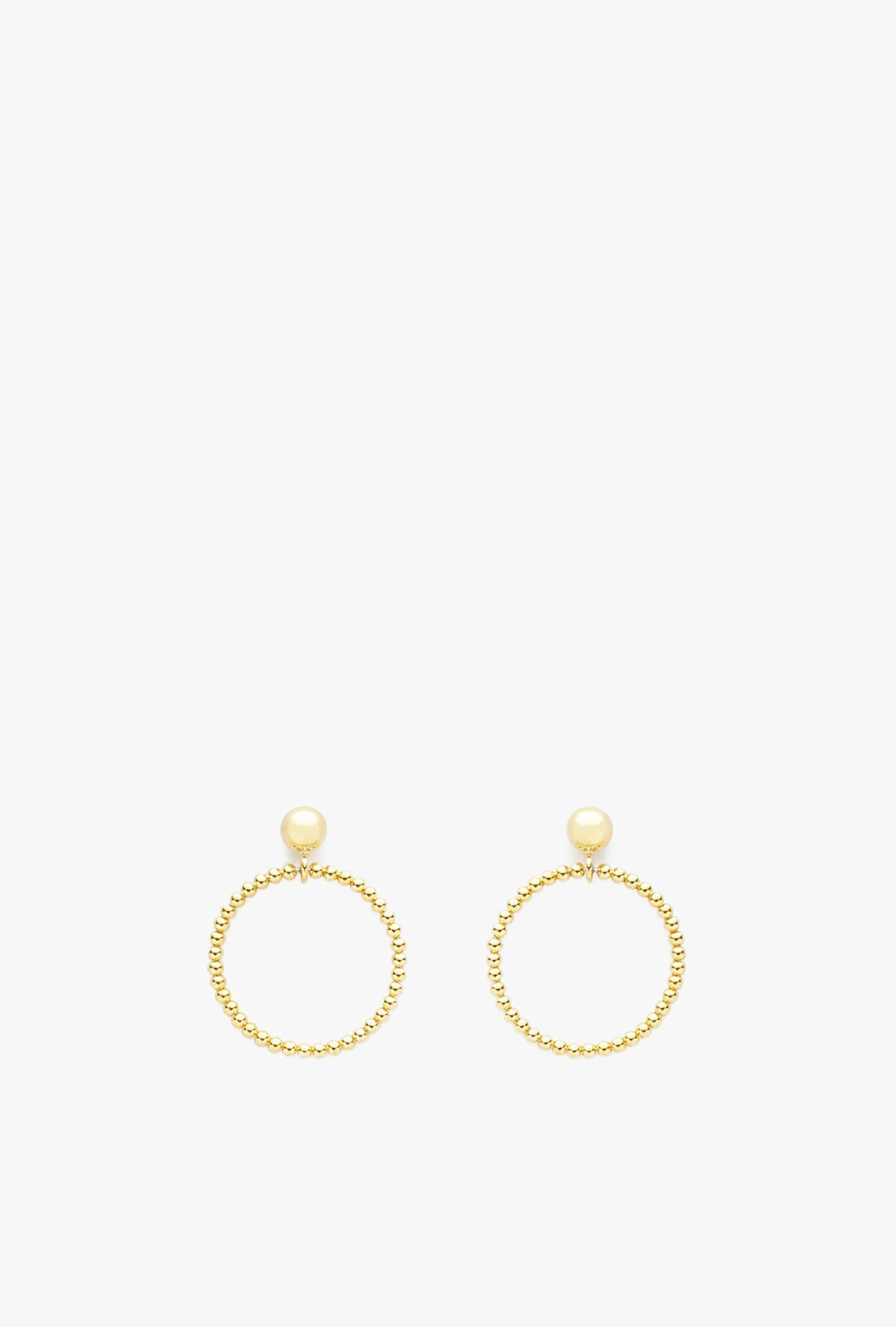 Sunset Hoop Earrings P