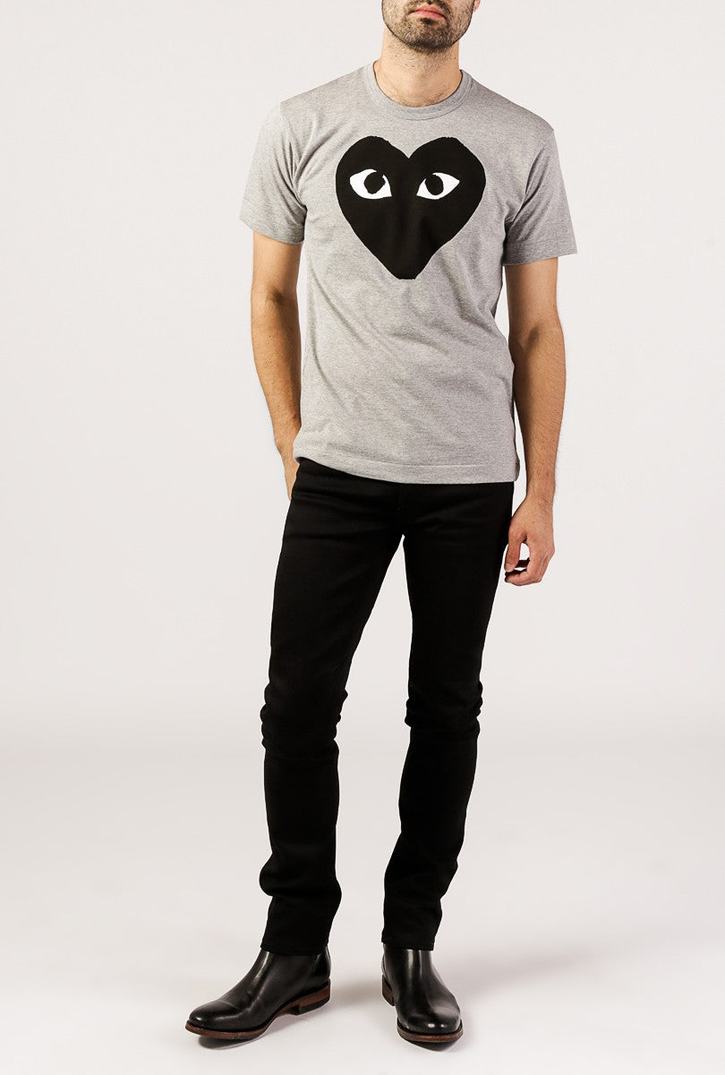 Men's Black Emblem T-Shirt