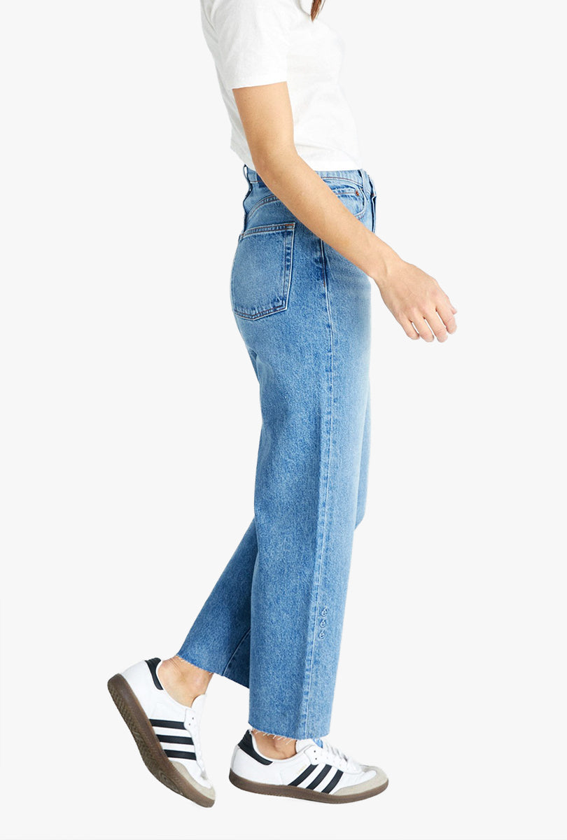 Tyler High Rise Ankle Jean