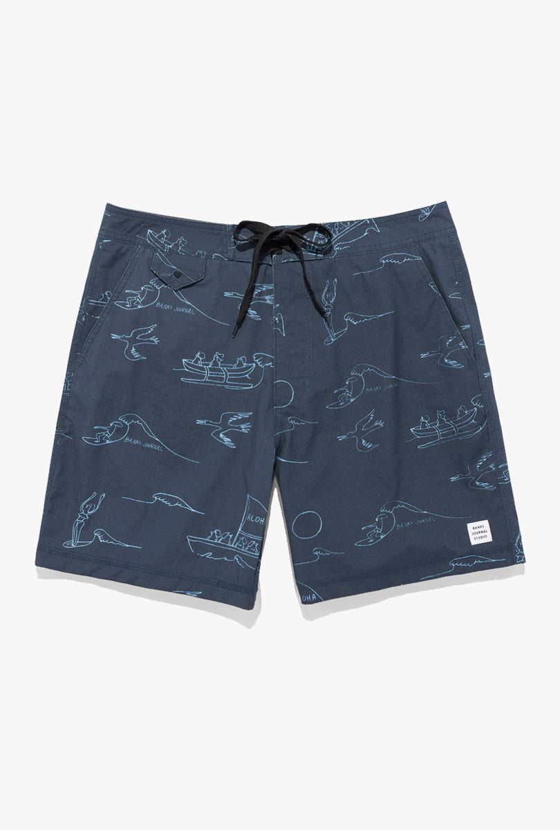 Ty Williams Calypso Boardshort