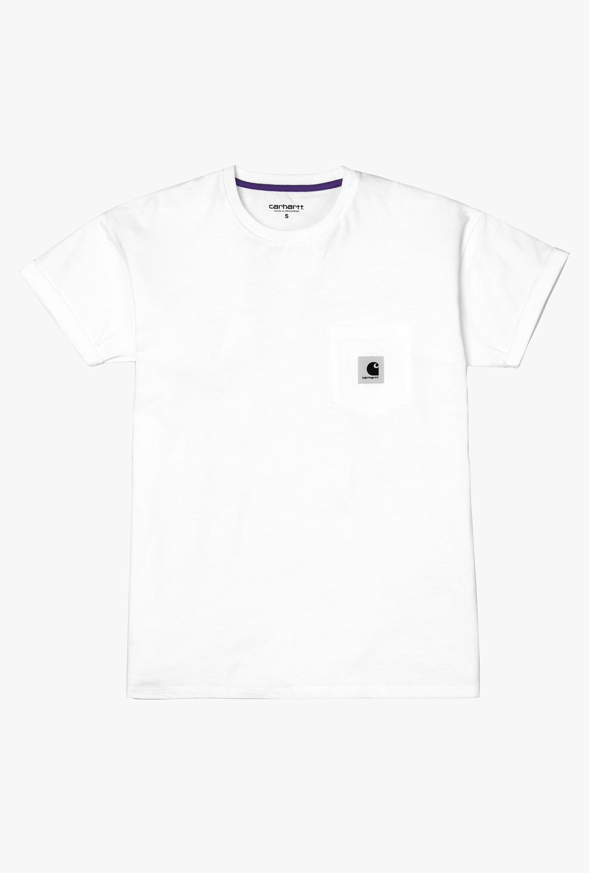 W S/S Carrie Pocket Tee