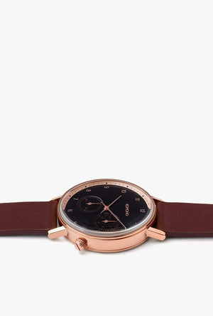 Walther Watch - Burgundy