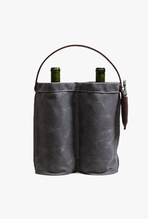 Wine Caddy - Grey