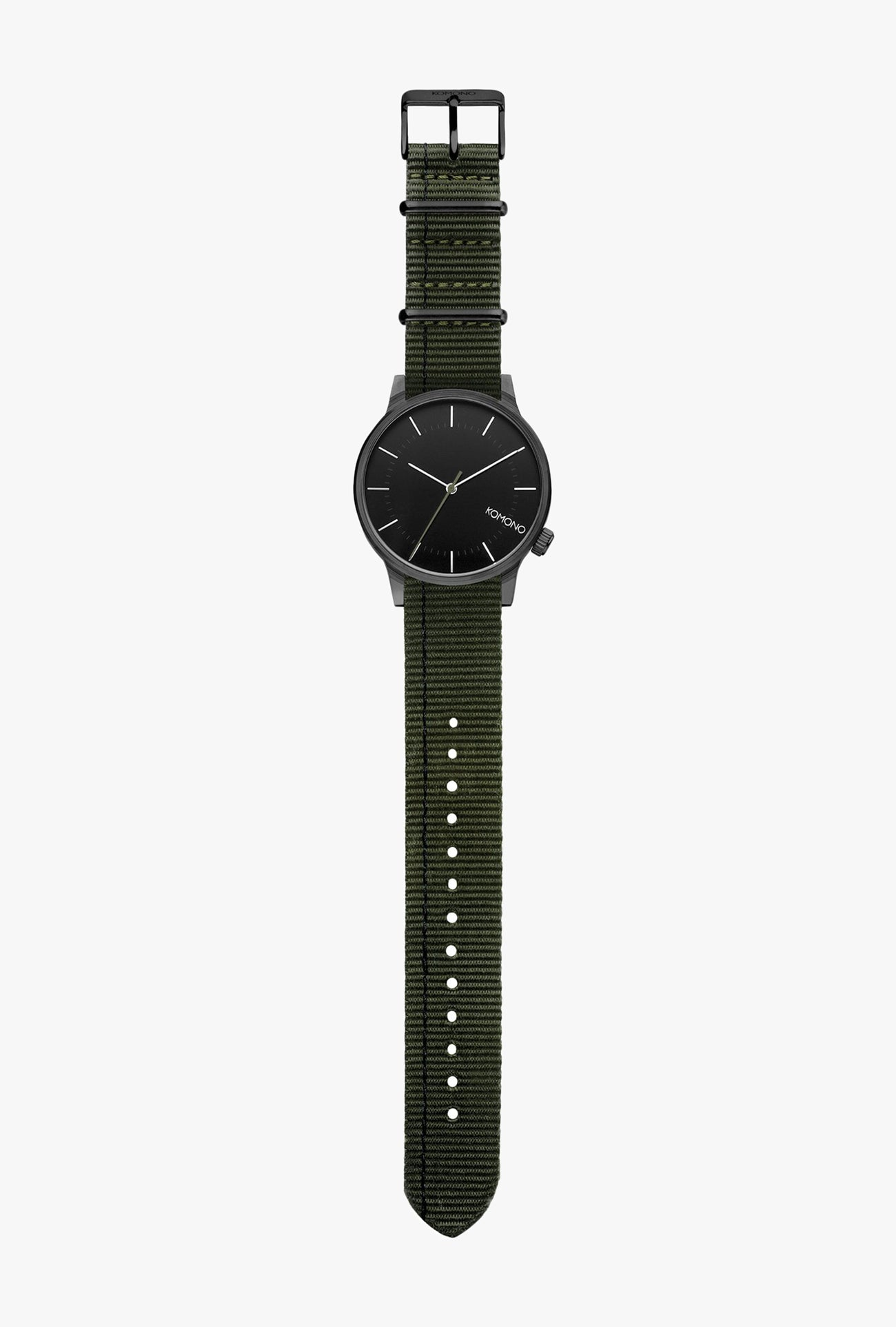 Winston Regal Watch - Nato Green