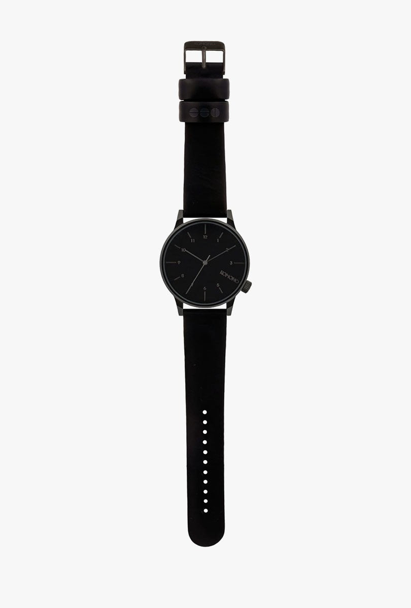 Winston Regal Watch - Black