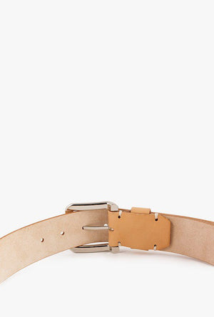 WS Leather Belt