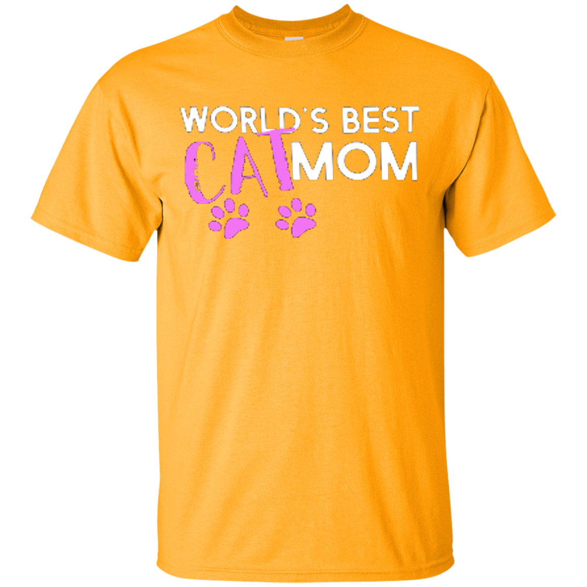 Cat Mom G200 Gildan Ultra Cotton T-Shirt