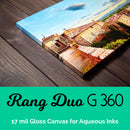 RANG Duo Cotton Canvas – 360 Gloss