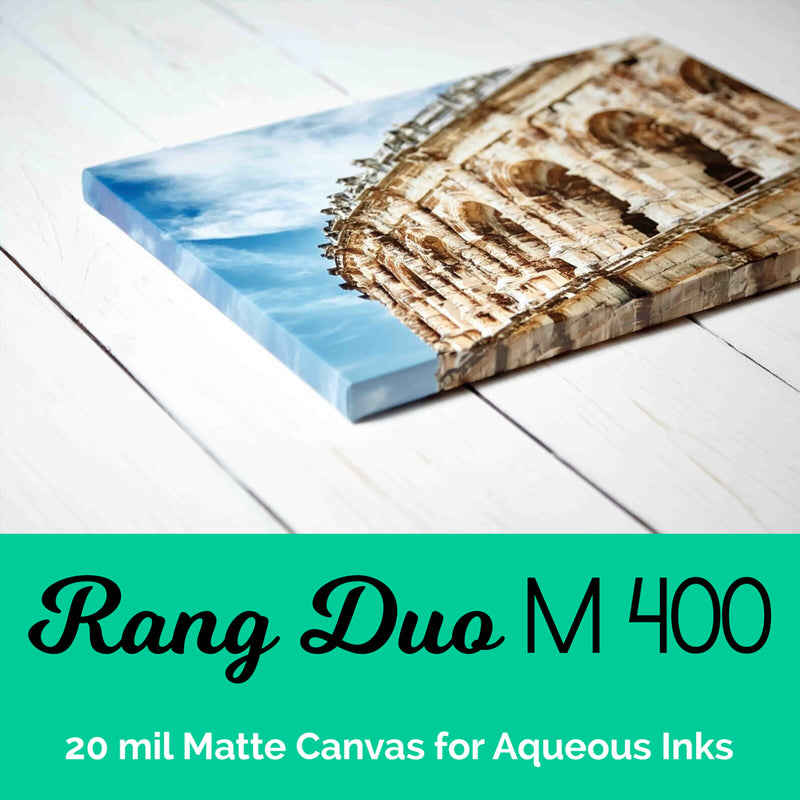 RANG Duo Cotton Canvas – 400 Matte