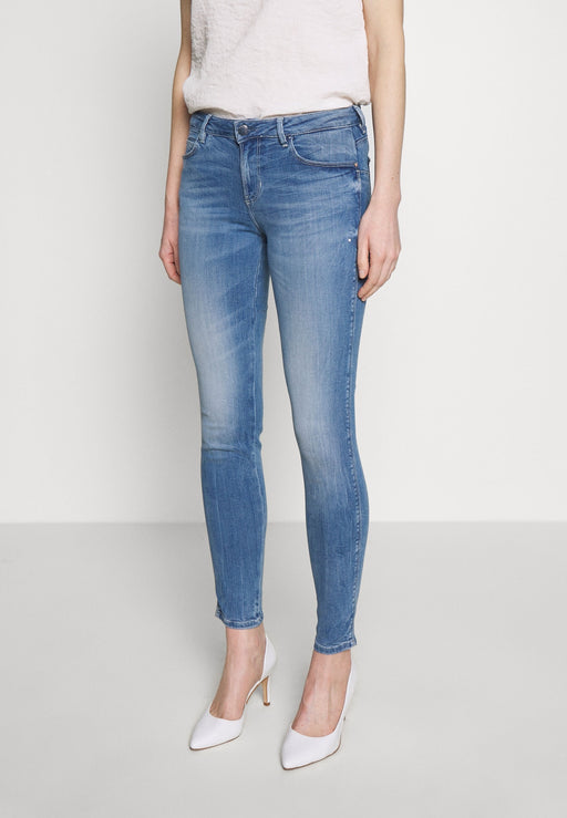 Guess curve x feather light denim