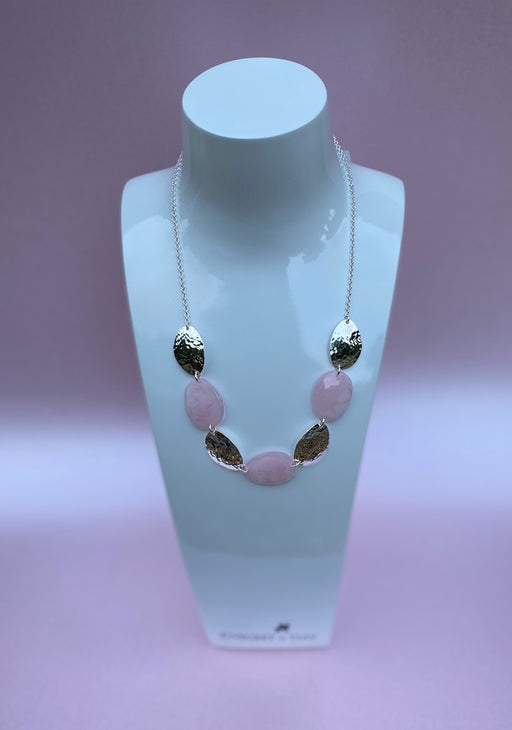 THEA PINK NECKLACE