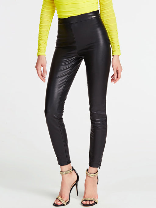 Dalia Leather Leggings