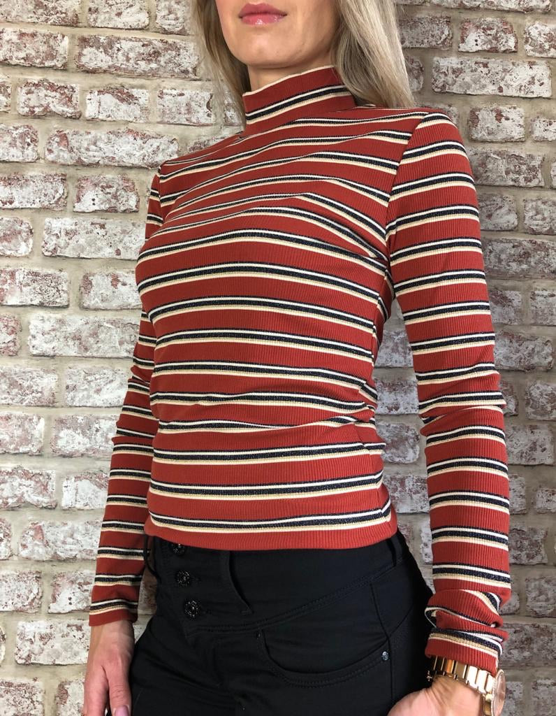 Jules high neck sweater