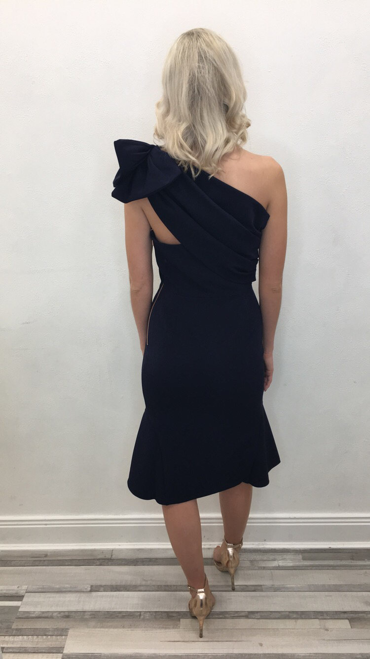 STELLA DRESS NAVY