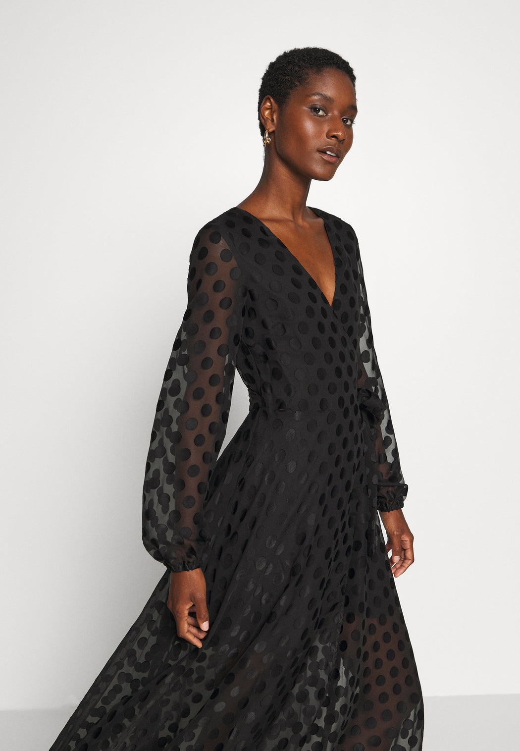 Bertha black guess dress