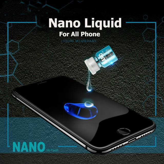 NanoTech™ - Nano Liquid Screen Protector