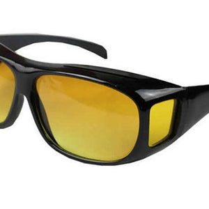 HD Polarized Night Vision Anti-Glare UV400 Sunglasses