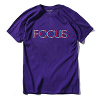 THE COOLMIND 100% Pure Cotton Focus Printed Shirt