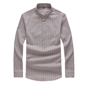 New trend Slim Fit shirt 100% cotton