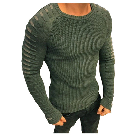 New men's sweater autumn-winter