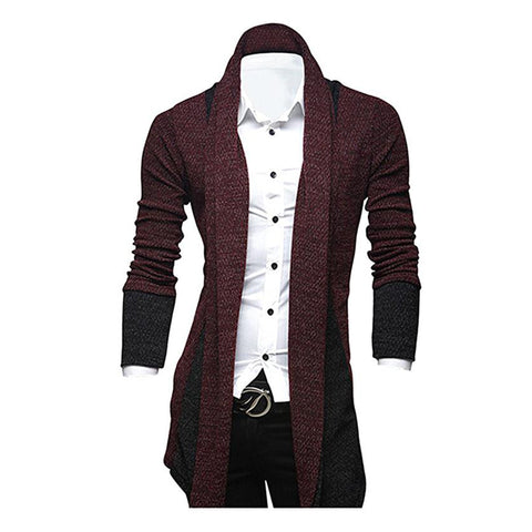 New Style Hemiks  Autumn & Spring Mens Cardigan