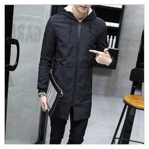 Winter Jacket men hooded