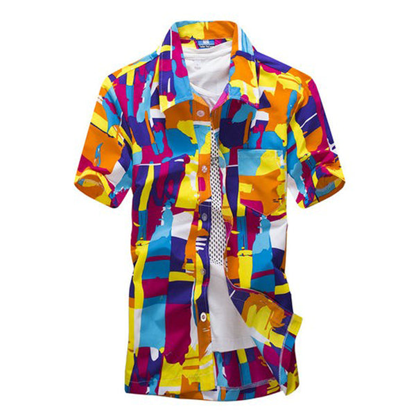 Hawaiian shirt for men