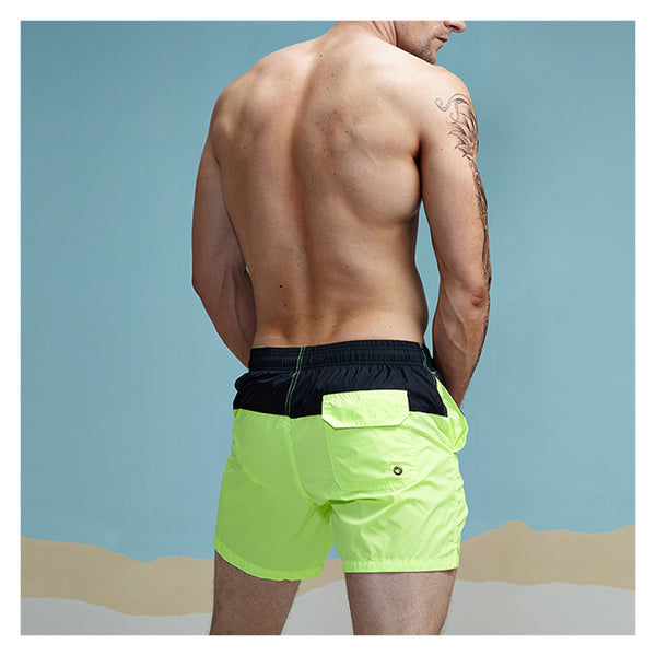 Fashionable summer beach shorts for men