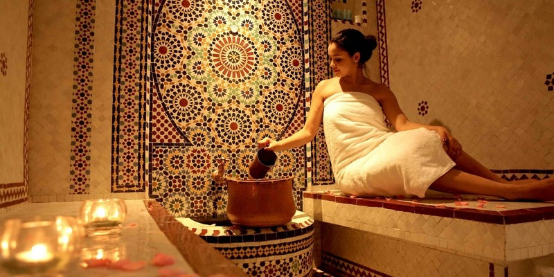 Ultimate Self Care Sunday: Moroccan Hammam