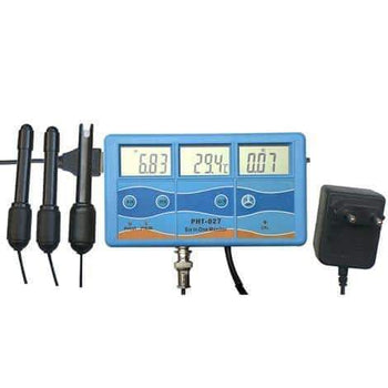 pH/TDS/PPM/EC 6-in-1 Water Quality Meter