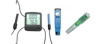 Different types of Electrical Conductivity Meters