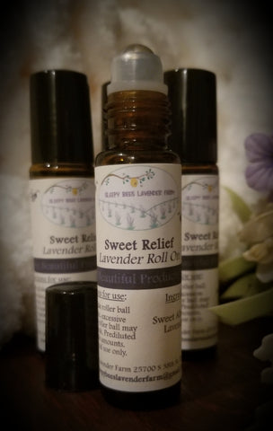 Sweet Relief Lavender Roll On