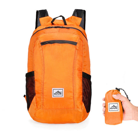 20L Lightweight Foldable Travel Backpack