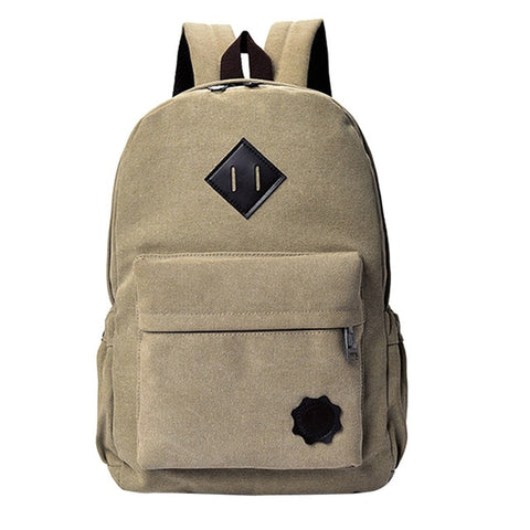 Large Capacity Casual Laptop Backpack