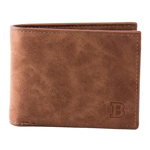 Stylish Wallet with Coin Pocket