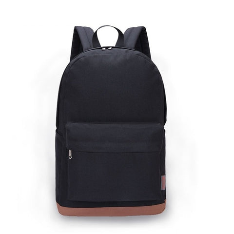 15 Inch Laptop Canvas Backpack
