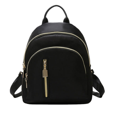 Small Oxford Backpack