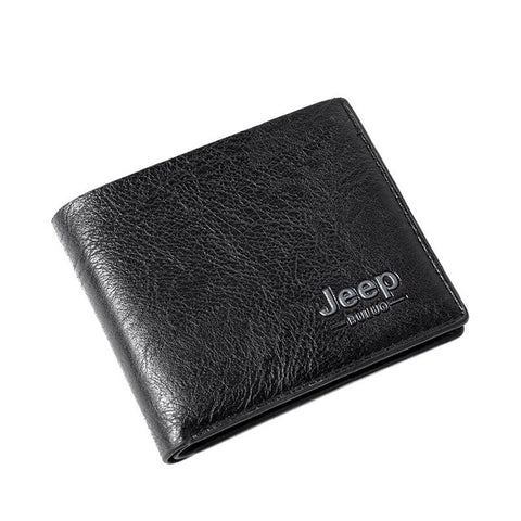 Jeep Wallet with Coin Bag