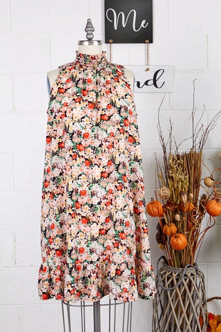 Fall Woven Dress